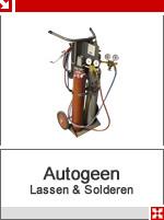 autogeen lassen solderen