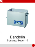 bandelin sonorex super 10