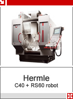 hermle c40 rs60 robot