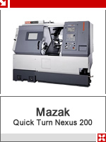 mazak quick turn nexus 200