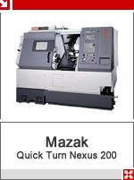 mazak quick turn nexus 200