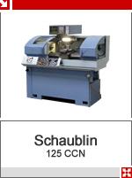schaublin 125 ccn